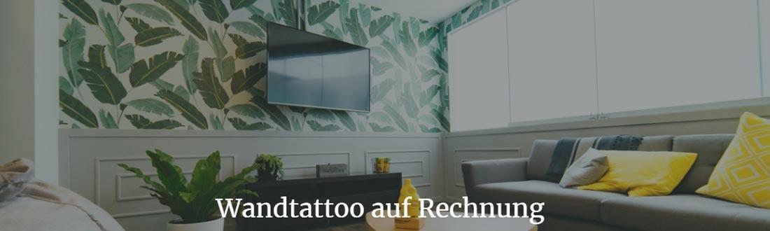 wandtattoos auf rechnung bestellen aktuelle bersicht. Black Bedroom Furniture Sets. Home Design Ideas